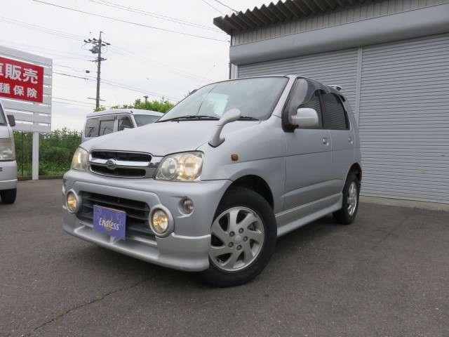 「ダイハツ」「テリオスキッド」「コンパクトカー」「愛知県」の中古車8