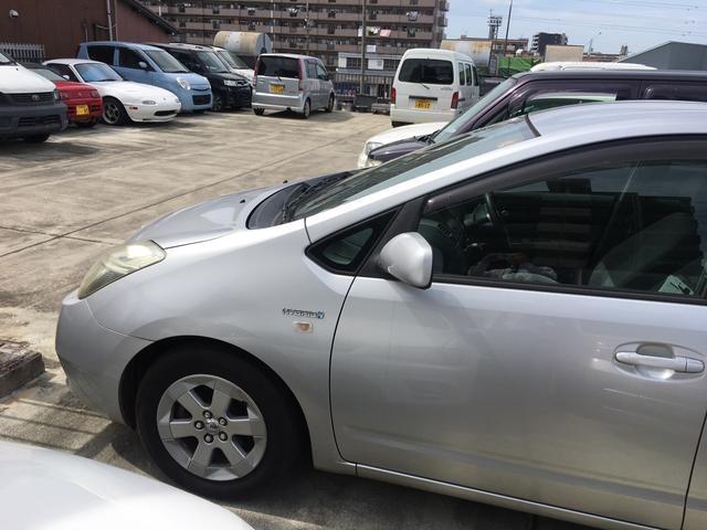 トヨタ プリウス S アルミ プッシュスタート CD ステアリングスイッチ