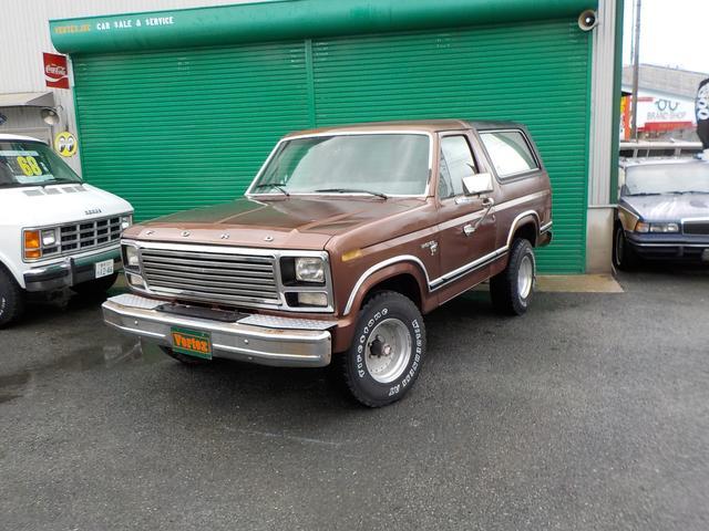 「フォード」「ブロンコ」「SUV・クロカン」「愛知県」の中古車2