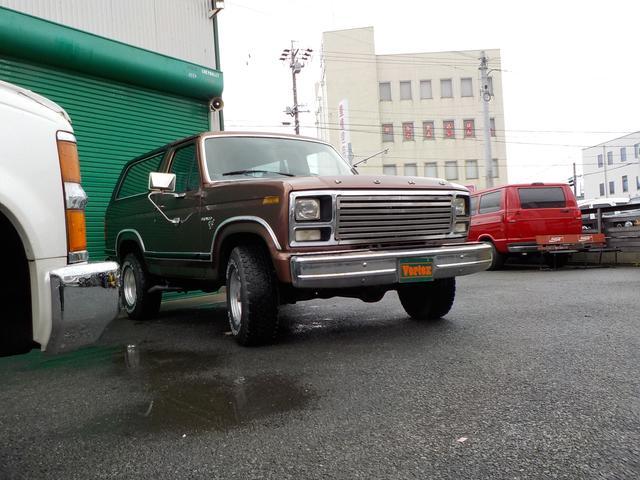 「フォード」「ブロンコ」「SUV・クロカン」「愛知県」の中古車6