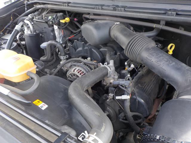 スーパーデューティXLT 4WD V8トライトン 1NO登録(12枚目)