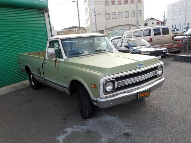 「シボレー」「シボレーC-10」「SUV・クロカン」「愛知県」の中古車8