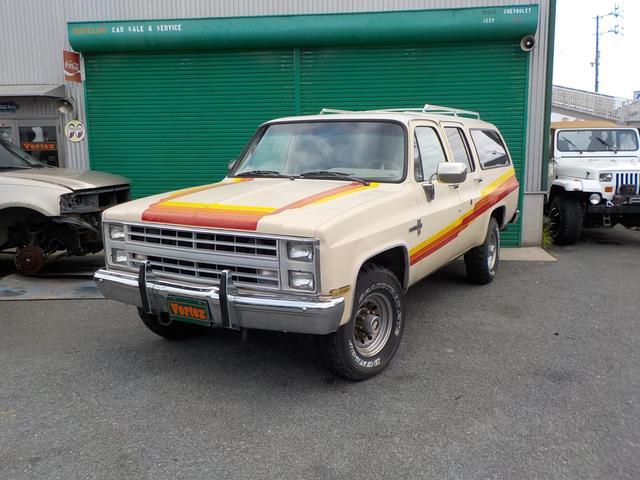 「シボレー」「シボレーサバーバン」「SUV・クロカン」「愛知県」の中古車2