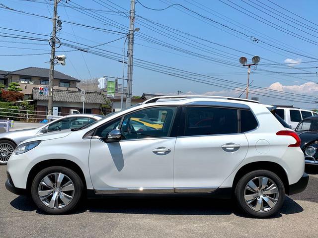 「プジョー」「2008」「SUV・クロカン」「愛知県」の中古車10