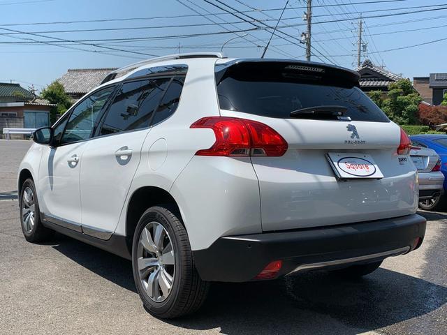 「プジョー」「2008」「SUV・クロカン」「愛知県」の中古車14