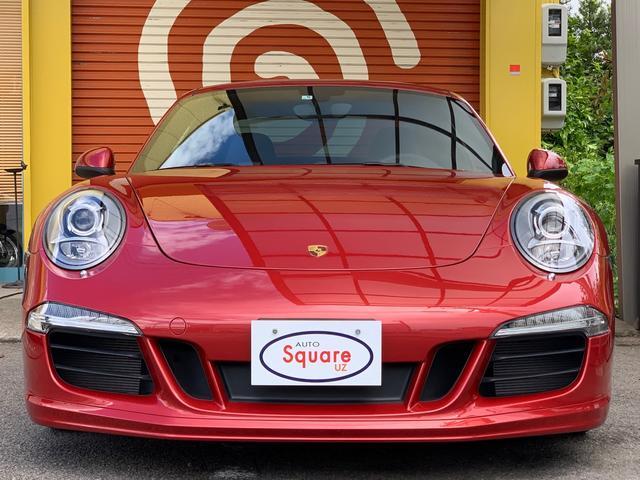911カレラ スポーツデザインバンパー&ステアリング&スポーツプラス20インチカレラSオールレザーインテリアなどオプション付(5枚目)