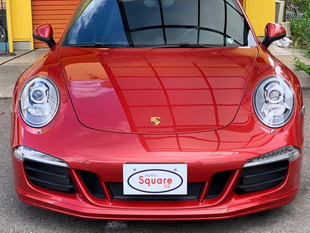 911カレラ スポーツデザインバンパー&ステアリング&スポーツプラス20インチカレラSオールレザーインテリアなどオプション付(6枚目)