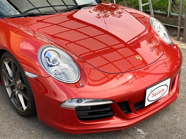 911カレラ スポーツデザインバンパー&ステアリング&スポーツプラス20インチカレラSオールレザーインテリアなどオプション付(7枚目)