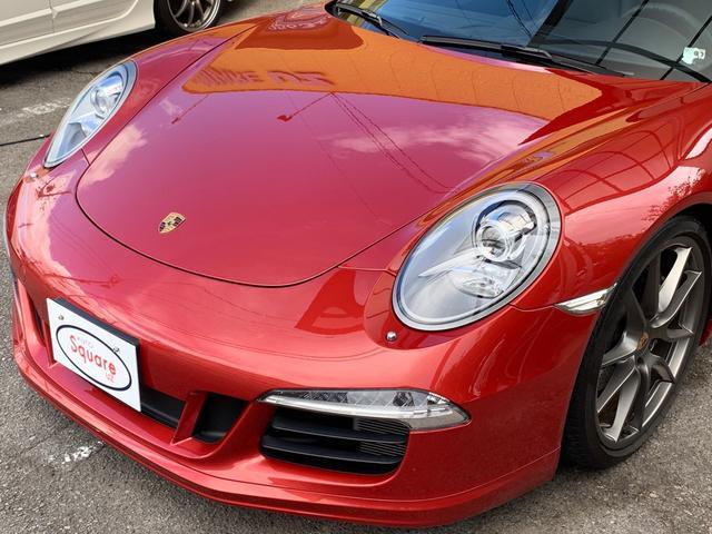 911カレラ スポーツデザインバンパー&ステアリング&スポーツプラス20インチカレラSオールレザーインテリアなどオプション付(8枚目)