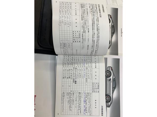 S ポルシェセンターにてリビルトエンジンAssy交換実施 正規ディーラー車  オールレザーインテリア 本物997ターボ19AW レッドキャリパースポーツクロノPKGバルブ切替スポーツモード シートヒーター(3枚目)