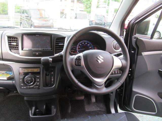 X 車検整備付 スティングレーX衝突軽減ブレーキ アイドリングストップ HIDヘッドライト フォグランプ アルミホイール HDDナビTV ミュージックサーバー ETC シートヒーター スマートキー 禁煙車(11枚目)