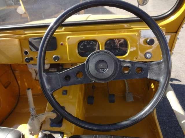 バン幌タイプ 4WD 2ストエンジン(12枚目)