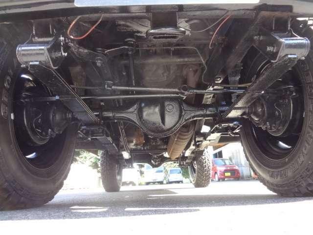 バン幌タイプ 4WD 2ストエンジン(19枚目)