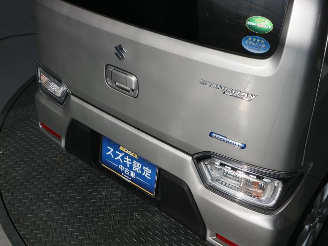 スティングレー HYBRID X デュアルブレーキサポート付(38枚目)
