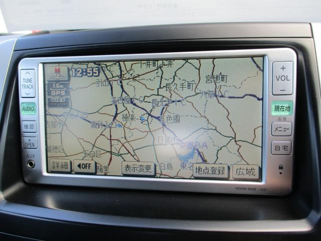 販売店オプションのDVDナビ搭載のお車になります☆ワンセグ放送の視聴も可能です!