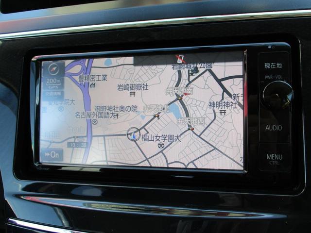 販売店オプションのSDナビ付きのお車になります☆フルセグ放送の視聴も可能です!!
