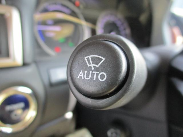 雨滴感知式オートワイパー付きのお車になります☆こちらも高級車ならではの装備となります!!