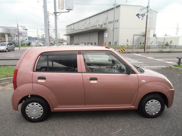 「スズキ」「アルト」「軽自動車」「愛知県」の中古車59