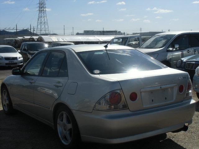 「トヨタ」「アルテッツァ」「セダン」「愛知県」の中古車59
