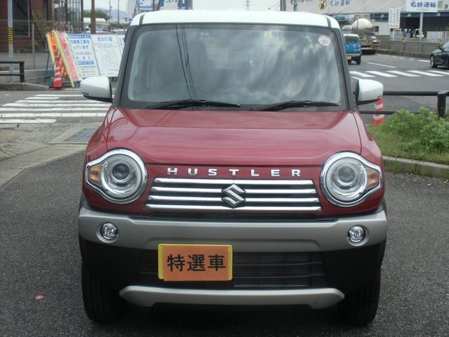 「スズキ」「ハスラー」「コンパクトカー」「愛知県」の中古車49