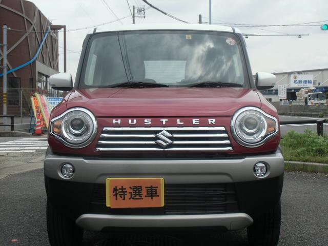 「スズキ」「ハスラー」「コンパクトカー」「愛知県」の中古車50