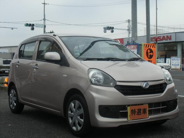 「ダイハツ」「ミライース」「軽自動車」「愛知県」の中古車52