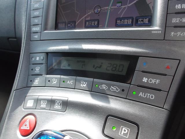 トヨタ プリウス G フルセグHDDナビBカメラヘッドアップDスマートキー