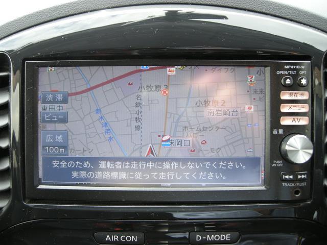 純正SDナビ装備!CD・DVD再生・音楽録音・Bluetooth・フルセグと幅広いメディアに対応!
