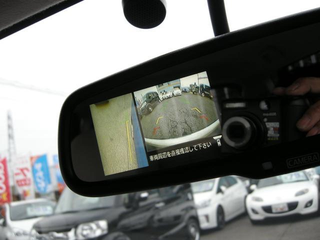 フロント・サイドカメラも付いてますので運転も安心ですね!