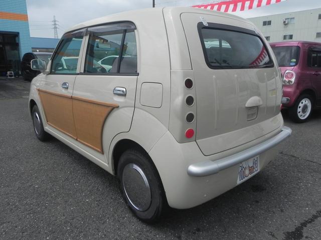 アルト誕生30年記念車 PIKE パオ仕様 地デジナビETC(12枚目)