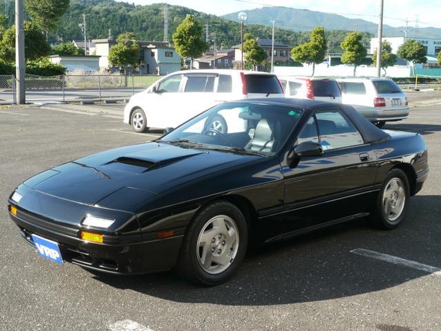 「マツダ」「サバンナRX-7」「オープンカー」「岐阜県」の中古車4
