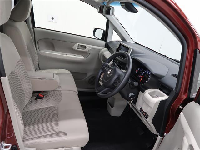ダイハツ ムーヴ L SAII-A 登録済み展示車