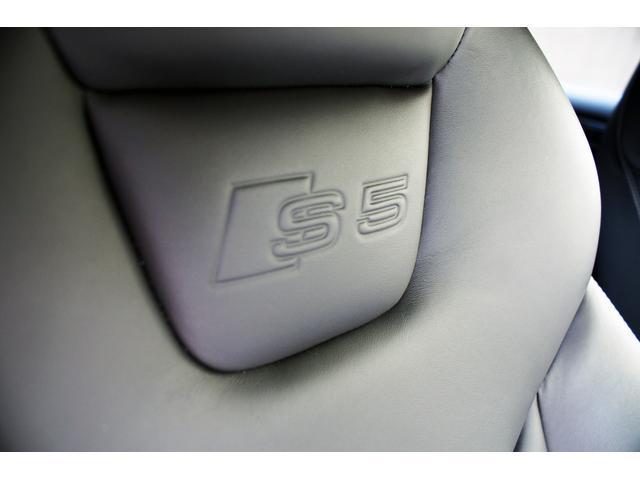 アウディ アウディ S5スポーツバック 限定車 黒革禁煙 スーパーチャージャー 1年間走行無制限保証