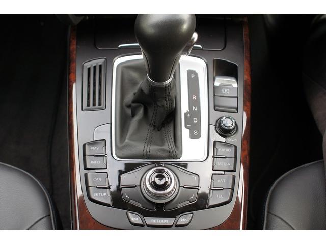 アウディ アウディ A4 1.8TFSI 黒革純正ナビ地デジ ブラックアルミ 1年保証