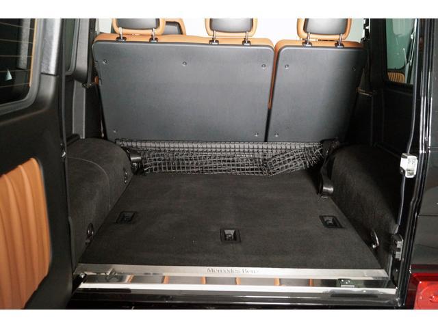 G550 1オーナー デジーノレザーサンルーフナビ保証付き(18枚目)