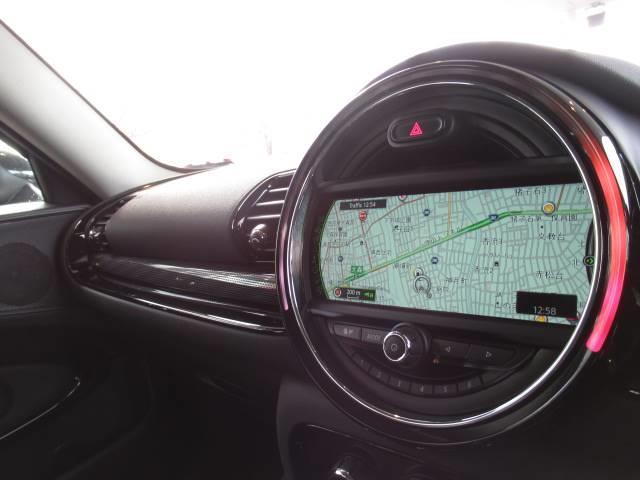 クーパーSD クラブマン 純正HDDナビゲーション バックカメラ クルーズコントロール ドライビングモード 禁煙車 コンフォートアクセス ETC(4枚目)