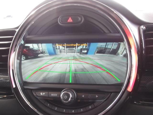 クーパーSD クラブマン 純正HDDナビゲーション バックカメラ クルーズコントロール ドライビングモード 禁煙車 コンフォートアクセス ETC(5枚目)