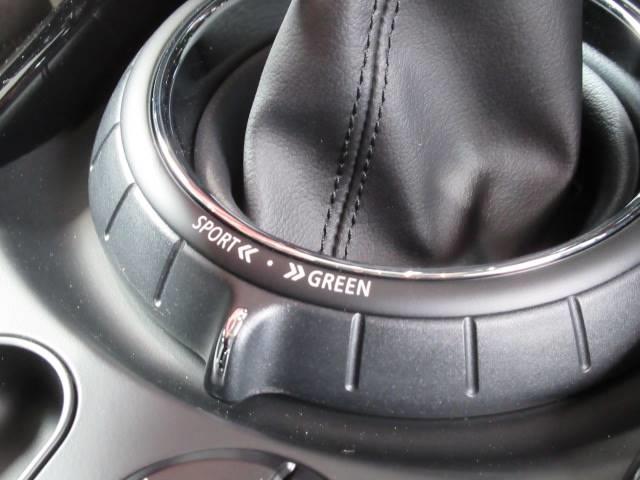 クーパーSD クラブマン 純正HDDナビゲーション バックカメラ クルーズコントロール ドライビングモード 禁煙車 コンフォートアクセス ETC(6枚目)