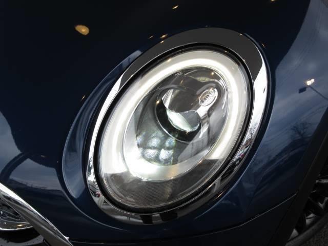 クーパーSD クラブマン 純正HDDナビゲーション バックカメラ クルーズコントロール ドライビングモード 禁煙車 コンフォートアクセス ETC(15枚目)