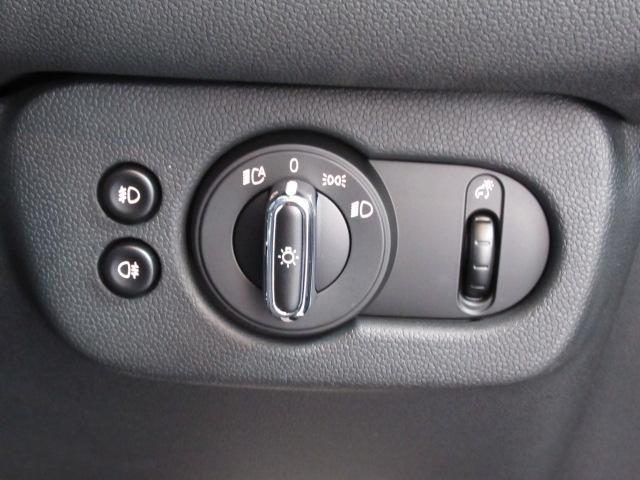 クーパーSD クラブマン 純正HDDナビゲーション バックカメラ クルーズコントロール ドライビングモード 禁煙車 コンフォートアクセス ETC(31枚目)