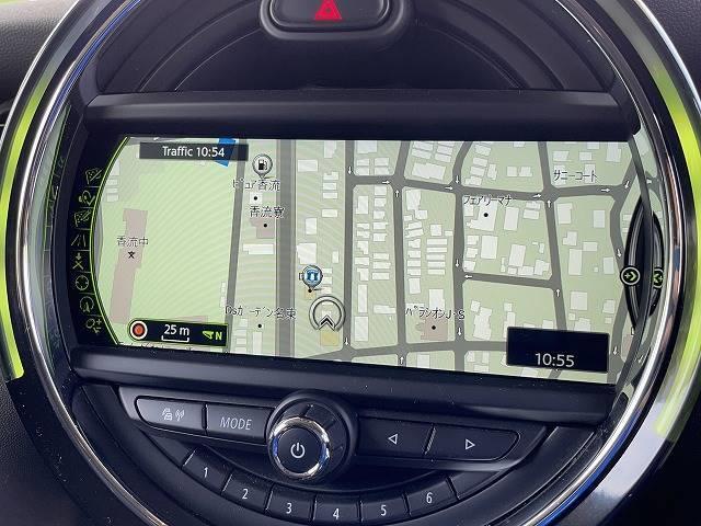 クーパーS 純正HDDナビ バックカメラ リアセンサー コンフォートアクセス 1オーナー 禁煙車 走行6000km LEDヘッド ETC車載器 ペッパーパッケージ オートエアコン プッシュスタート(4枚目)
