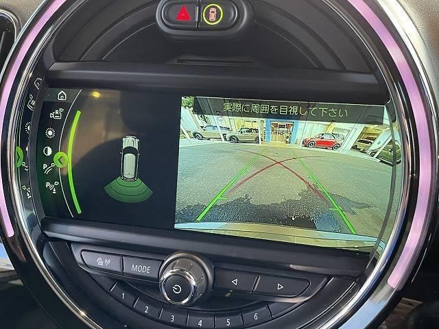 クーパーD クロスオーバー 純正HDDナビ バックカメラ インテリジェントセイフ 追従クルコン リアソナー ETC パワートランク ステリモ Bluetooth LEDヘッド ルーフレール ブラックアルミ(5枚目)