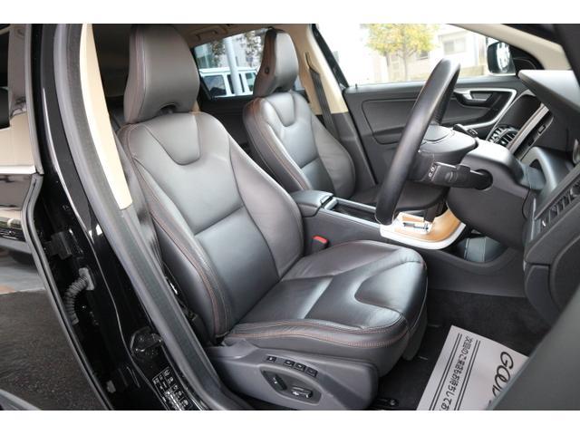 ボルボ ボルボ XC60 T5 LE 本革 純正HDDナビ シートヒーター キセノン