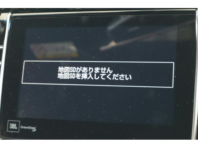 トヨタ ハリアー プレミアム 本革 サンルーフ プリクラッシュ JBLサウンド