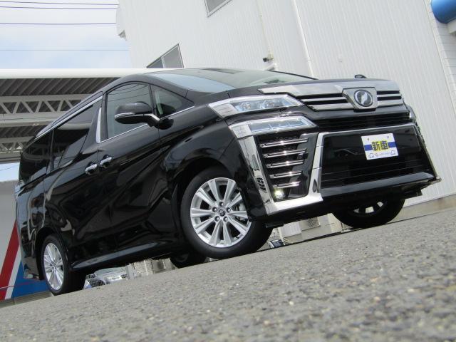 トヨタ ヴェルファイア 2.5Z Aエディション デジタルインナーミラー 両側電動