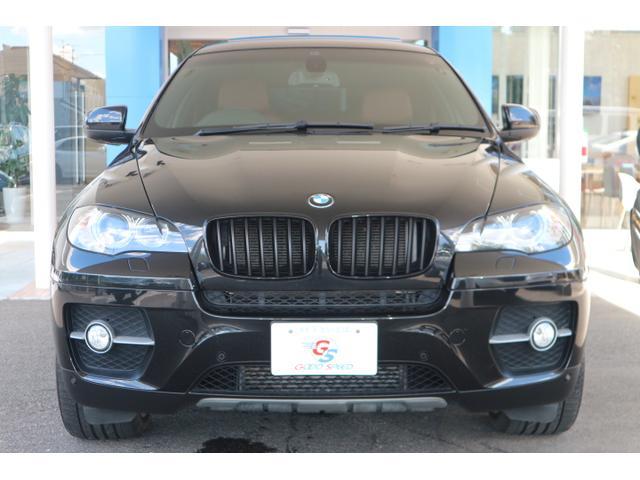 BMW BMW X6 xDrive 35i 本革 サンルーフ 純正ナビ 後期モデル