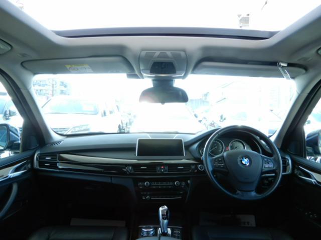 xDrive 35i xライン 4WD サンルーフ 純ナビ(2枚目)