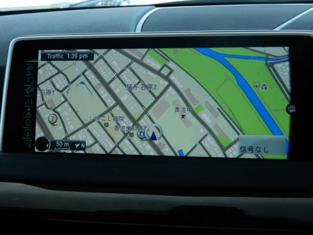 xDrive 35i xライン 4WD サンルーフ 純ナビ(4枚目)