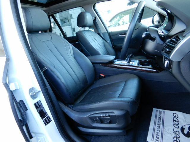xDrive 35i xライン 4WD サンルーフ 純ナビ(6枚目)