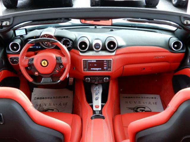 「フェラーリ」「フェラーリ カリフォルニアT」「オープンカー」「愛知県」の中古車2
